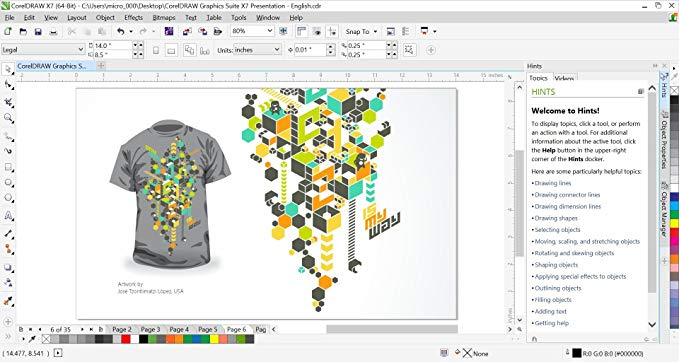 Corel Draw X7 Keygen With Serial Number {Cracked 2019}