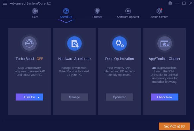 Advanced SystemCare Pro 13.1.0 Crack With License Key Updated 2020