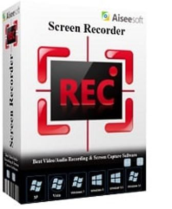 Aiseesoft Screen Recorder 2.1.72 Crack With Registration Code 2020